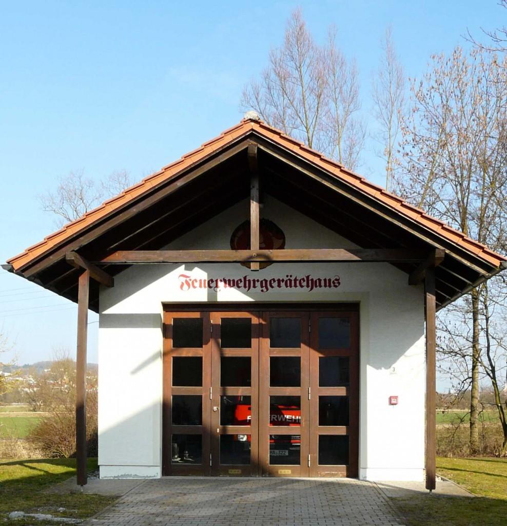 Gerätehaus Michelsdorf