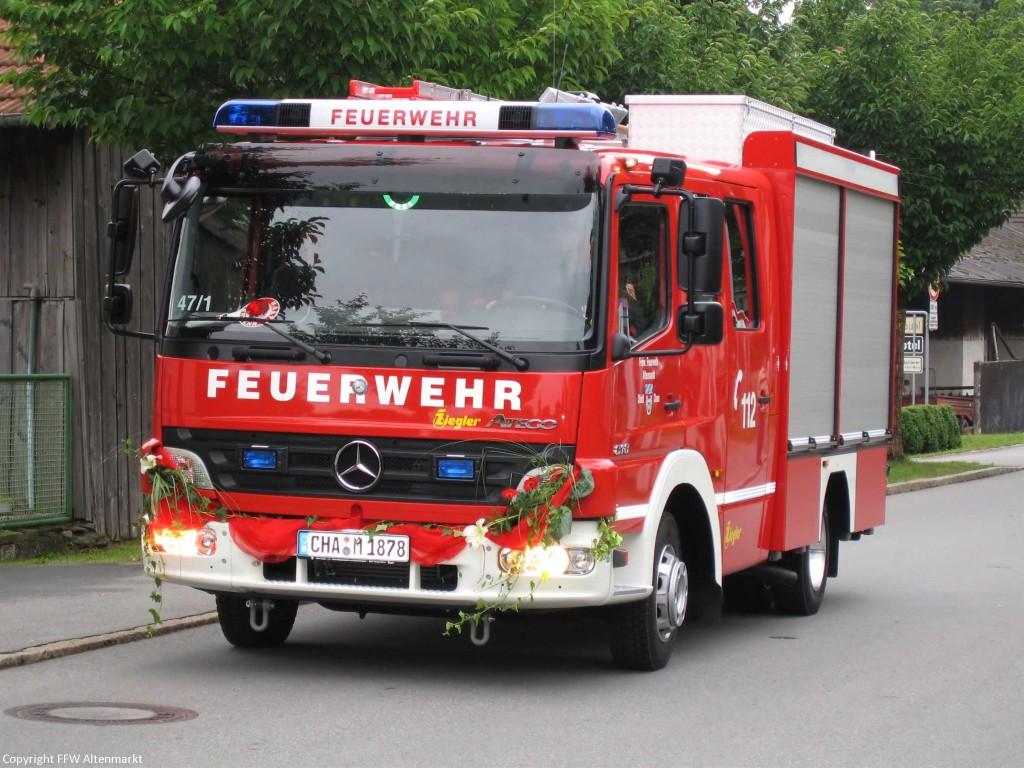 Löschgruppenfahrzeug LF10/6 FFW Altenmarkt
