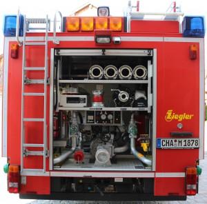 Löschgruppenfahrzeug LF10_6_Heck