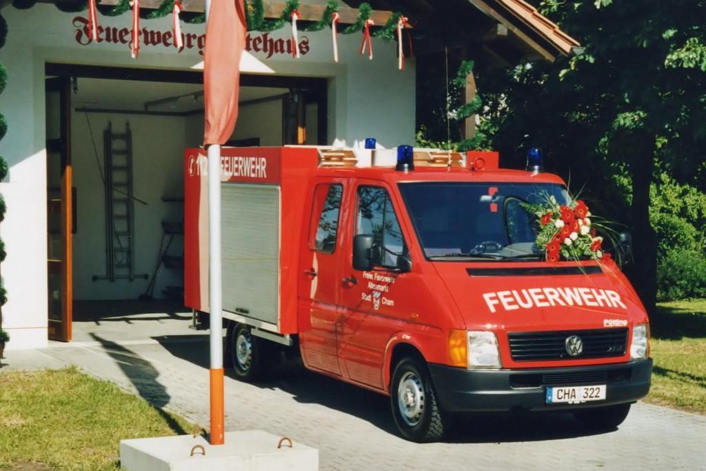 Tragkraftspritzenfahrzeug der Freiwilligen Feuerwehr Altenmarkt