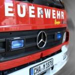 Einsatz 04 / 2018 Unfall B85