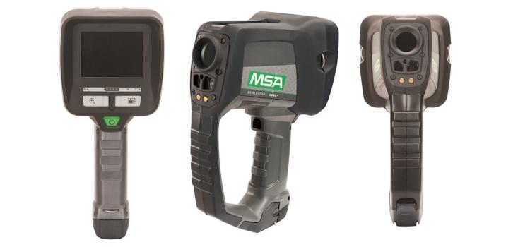 Wärmebildkamera MSA Evolution 6000 plus Beitragsbild