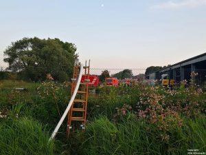 Einsatz 29 2018 LKW-Brand Recyclingbetrieb Obertraubenbach_5