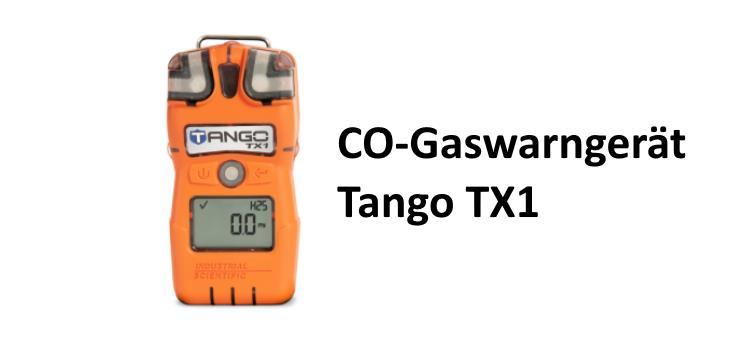 CO-Gaswarngerät Tango TX1