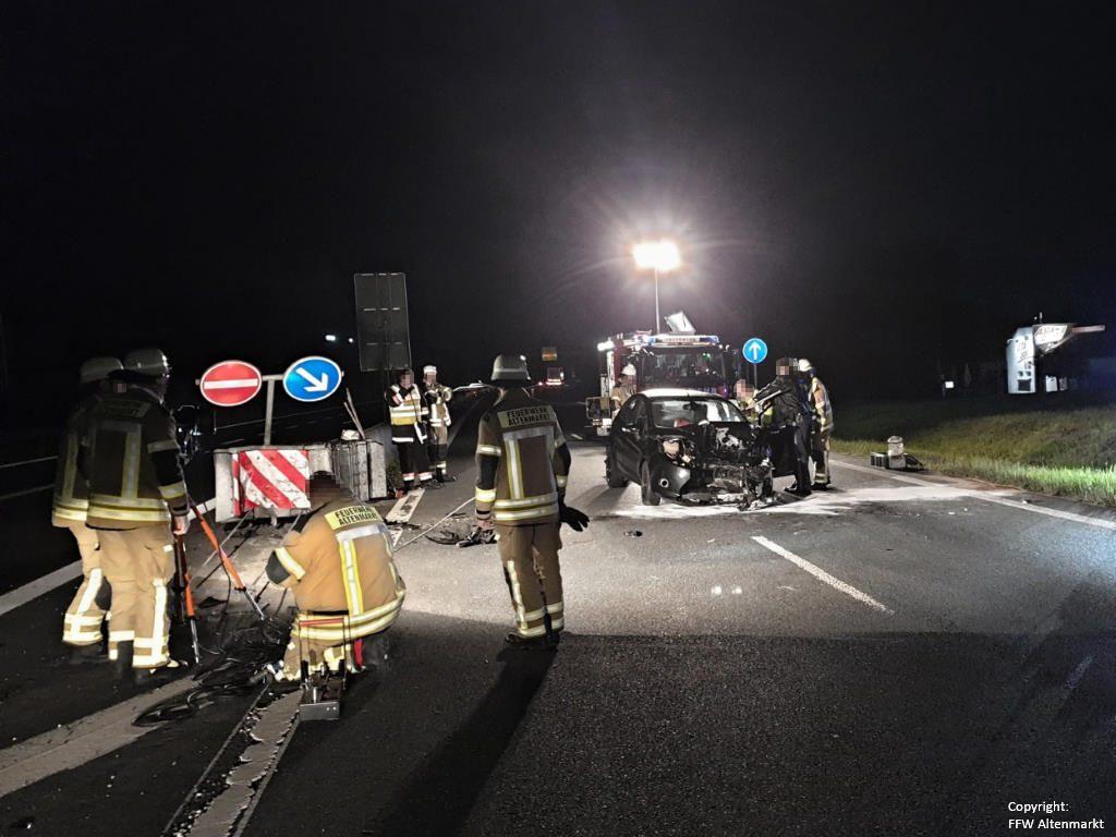 Einsatz-10-2019-Verkehrsunfall-B85-Cham-Süd_1
