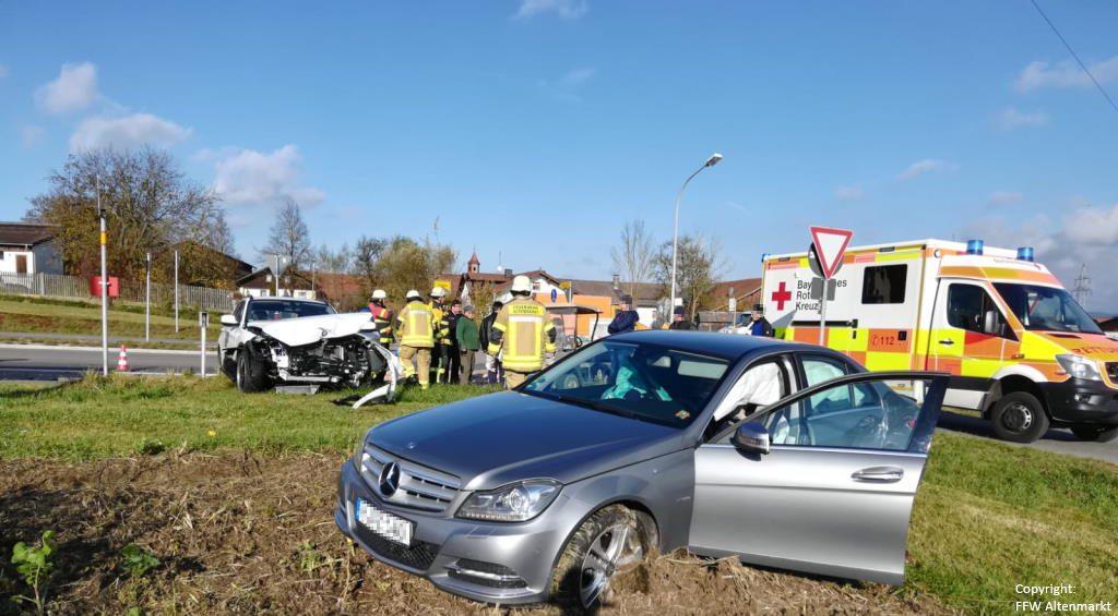 Einsatz 28 2019 Verkehrsunfall Scharlau