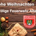 Frohe Weihnachten 2019