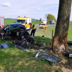 Einsatz 22 / 2020 Schwerer Verkehrsunfall