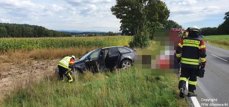 Einsatz 38 2020 Verkehrsunfall Radling_Beitragsbild