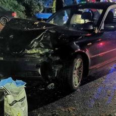 Einsatz 43 / 2020 Verkehrsunfall Parkplatz Cham-Süd