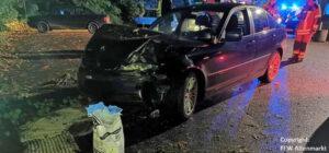 Einsatz 43 2020 Verkehrsunfall Cham-Süd Beitragsbild
