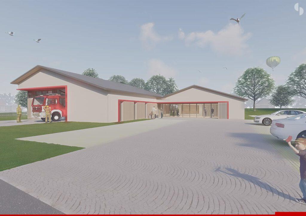 Neubau Feuerwehrgerätehaus FFW Altenmarkt (3)