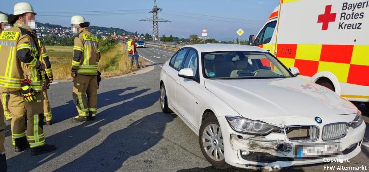 Einsatz 24 2021 Verkehrsunfall Wilfried-Ensinger Straße Beitragsbild