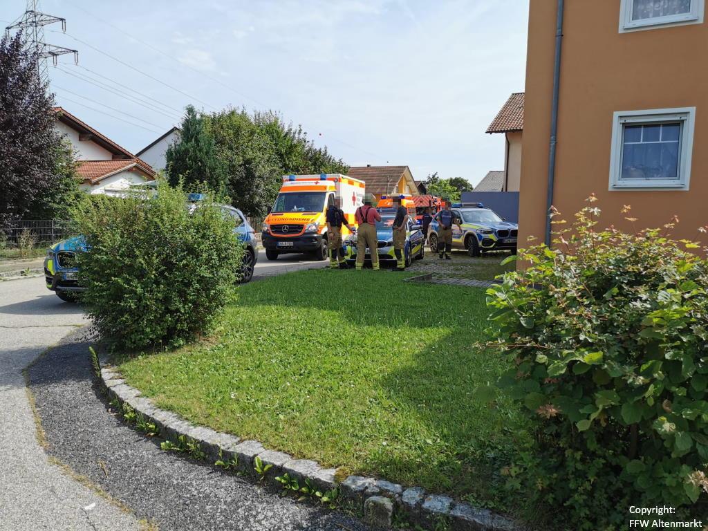 Einsatz 30 2021 Türöffnunk akut Michelsdorf (1)