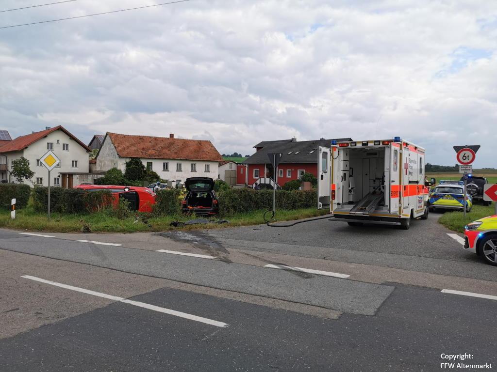 Einsatz 31 2021 Verkehrsunfall Scharlau (6)