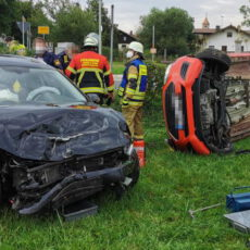 Einsatz 31 2021 Verkehrsunfall Scharlau Beitragsbild